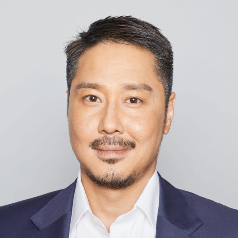 Headshot of Kokuei (Guo) Yuan