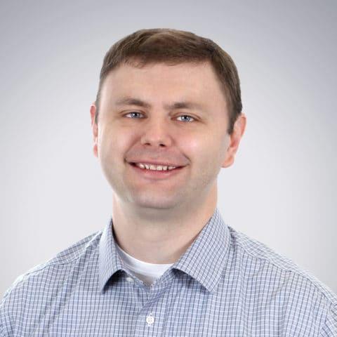 Headshot of Daniel Larimer.