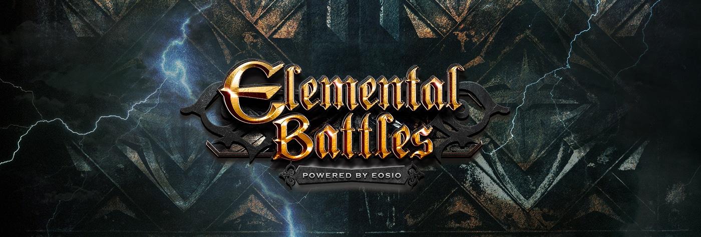 Elemental Battle Launched as Gateway to EOSIO Blockchain